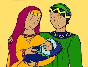 mikulášovo narození